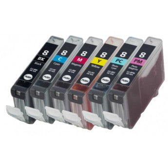 Genuine Canon CLI-8 Ink Tank Cartridges