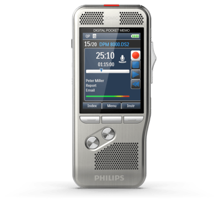 Philips Professional Dictation Recorder (DPM8200)
