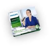 Philips SpeechMike Premium Air Wireless Dictation Microphone (SMP 4000)