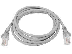 UTP Cat5e 2 Meter Patch Cable  Grey (FLY-2)