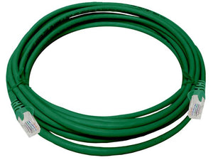 UTP Cat5e 5 Meter Patch Cable  Green (FLY-5G)