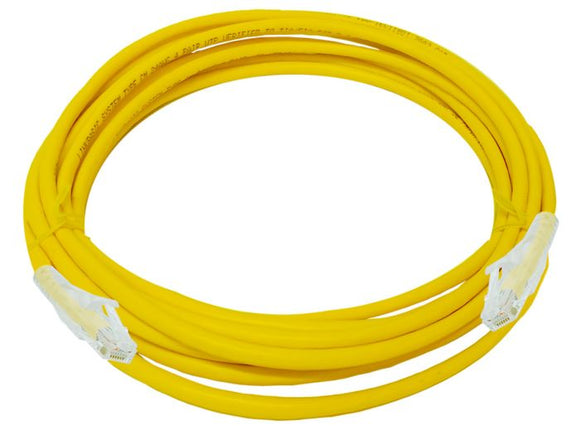 UTP Cat6 5 Meter Patch Cable  Yellow (FLY-6-5Y)