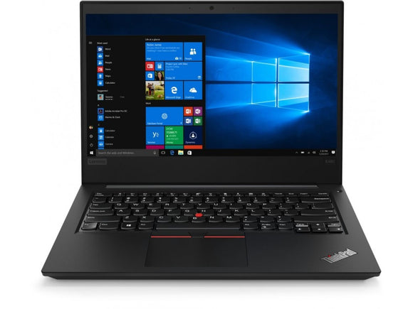 Lenovo Thinkpad E480 Notebook - Core i7, 8Gb Mem, 1Tb SATA + 256Gb SSD (20KN005BZA)