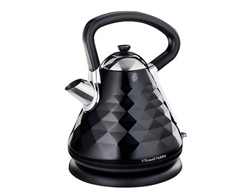 Russell Hobbs Kettle Diamond Black Dome (RHDDK01 BLACK)