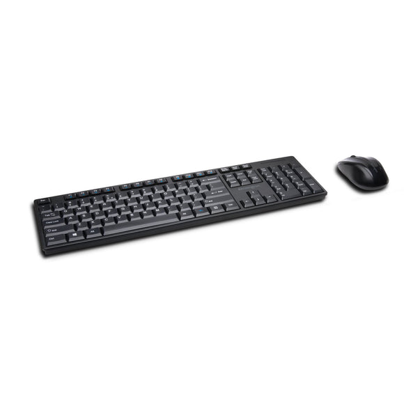 Kensington Pro Fit® Low-Profile Wireless Desktop Set - K75230US