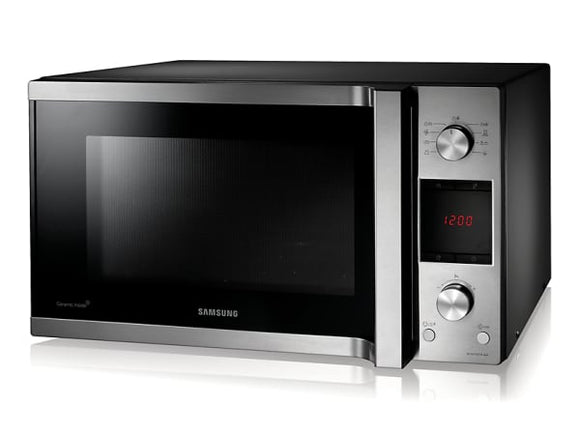 SAMSUNG 45L Convection Microwave - Stainless Steel (MC456TBRCSR)