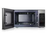 SAMSUNG 40L 1000 Watt Solo Microwave - Mirror Door (MS405MADXBB)