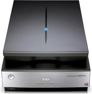 Epson Perfection V850 Pro Film and photo scanner (B11B224401)