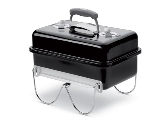 Weber Go-Anywhere Portable Charcoal Grill, 37cm (1131004)
