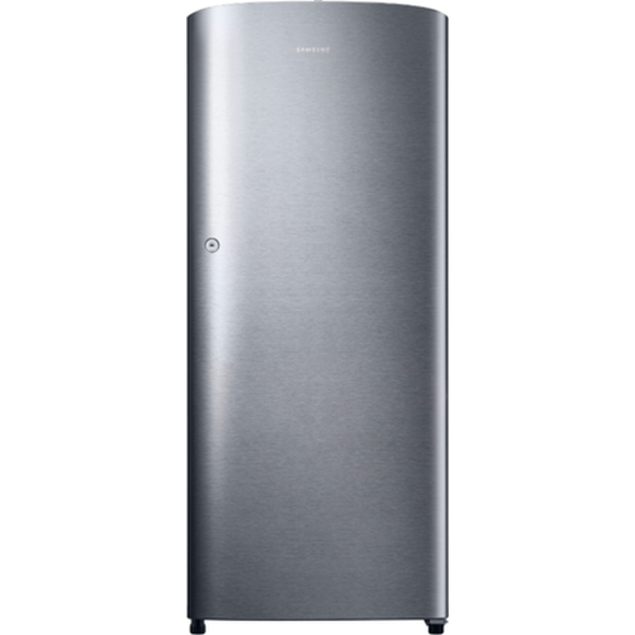 SAMSUNG 203L Net Single Door Fridge - Inox (RR21J2147S8)