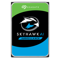Seagate Skyhawk AI 3.5 SATA HDD Surveillance Drives - 5 Year Warranty