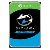 Seagate Skyhawk 3.5 SATA HDD Surveillance Drives - 3 Year Warranty