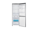 SAMSUNG 288L Nett Frost Free Top Fridge Bottom Freezer Combination Fridge With Water Dispenser - Metal Graphite (RB29HWR3DSA)