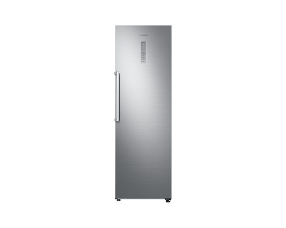 Samsung 385L Single Door Fridge - Stainless Steel (RR39M71407F)