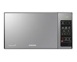 SAMSUNG 23L 800 Watt Solo Microwave - Black Frame With Mirror Door (ME83X)