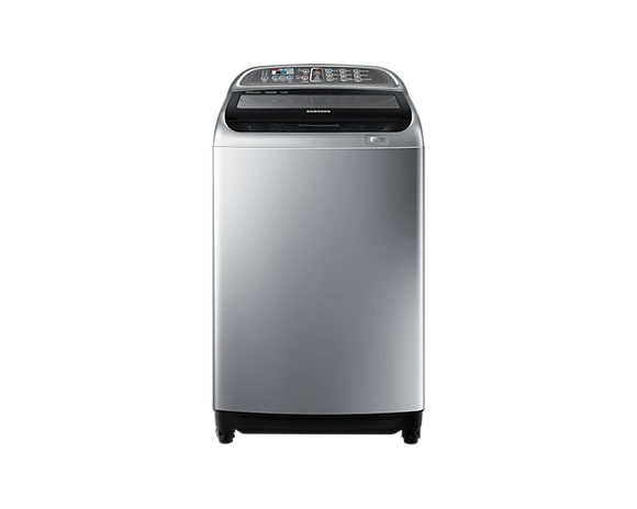 Samsung Top Loader Washing Machine, 15kg (WA15J5730SS)