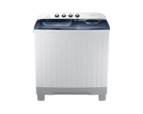 Samsung Twin Washer with EZ Wash Tray™, 14kg (WT14J4200MB)