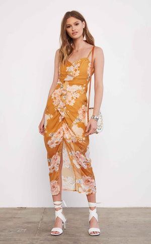 HERE COMES THE SUN Sunrise Dress