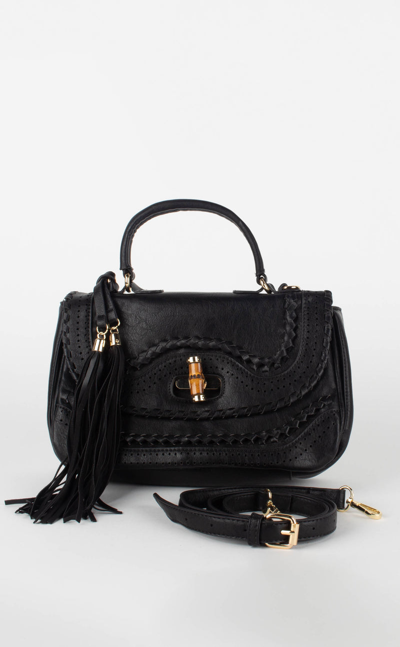 Mary Kate Large Saddle Bag