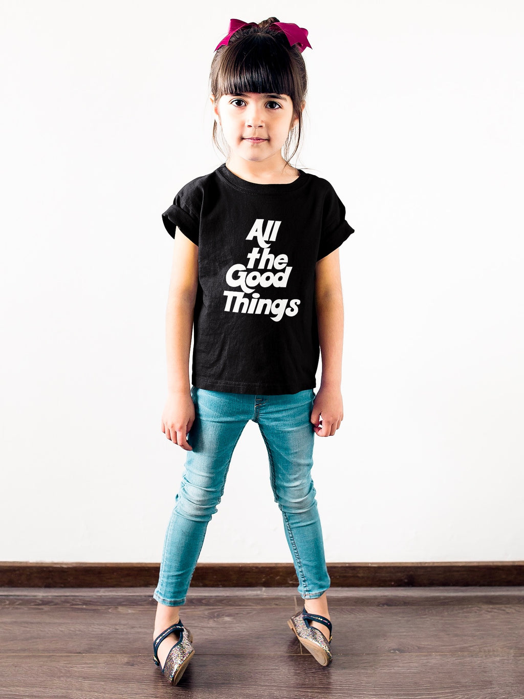 All The Good Things Toddler Tee