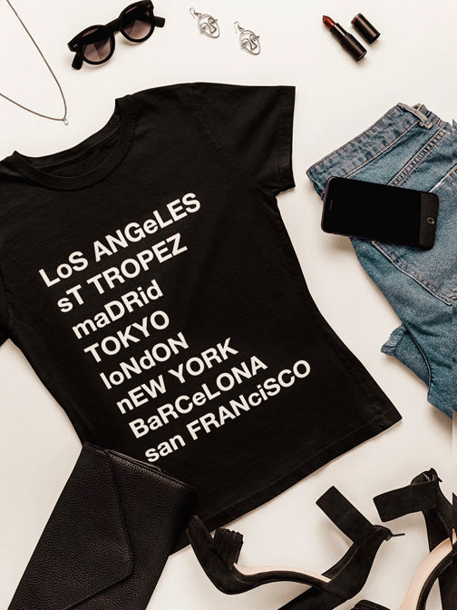 In the City Tee