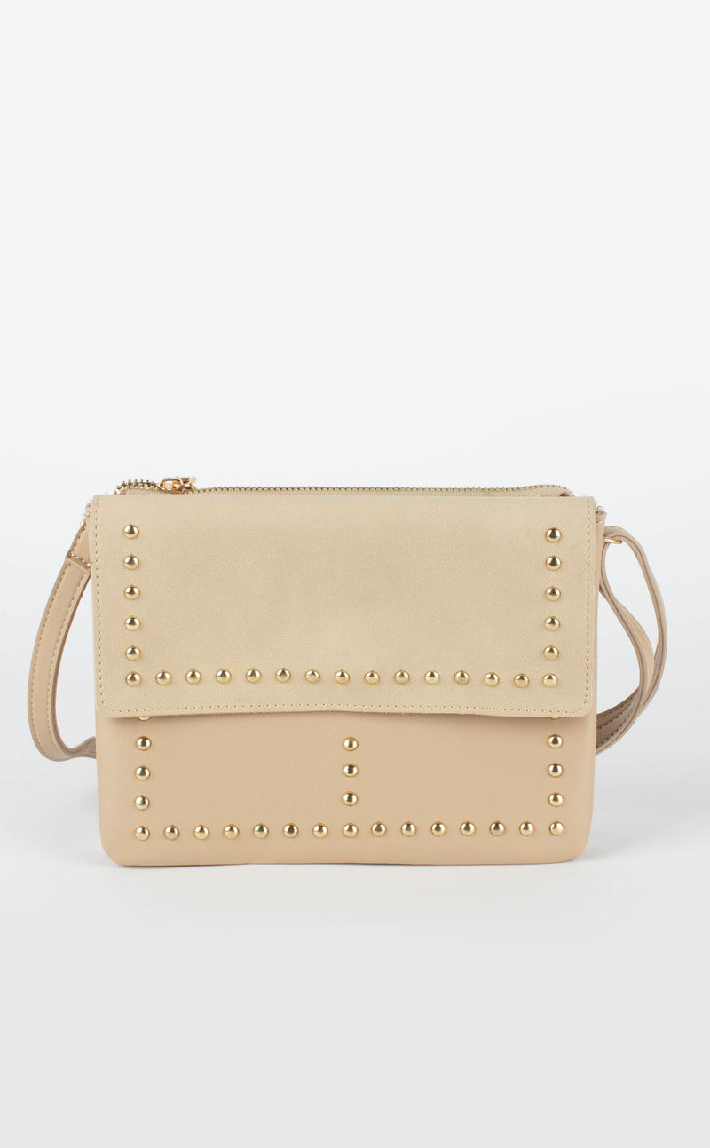 Michelle Studded Mini Crossbody