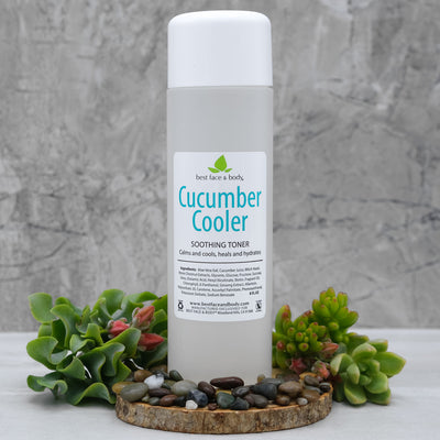 Cucumber Cooler Soothing Toner 8 Oz