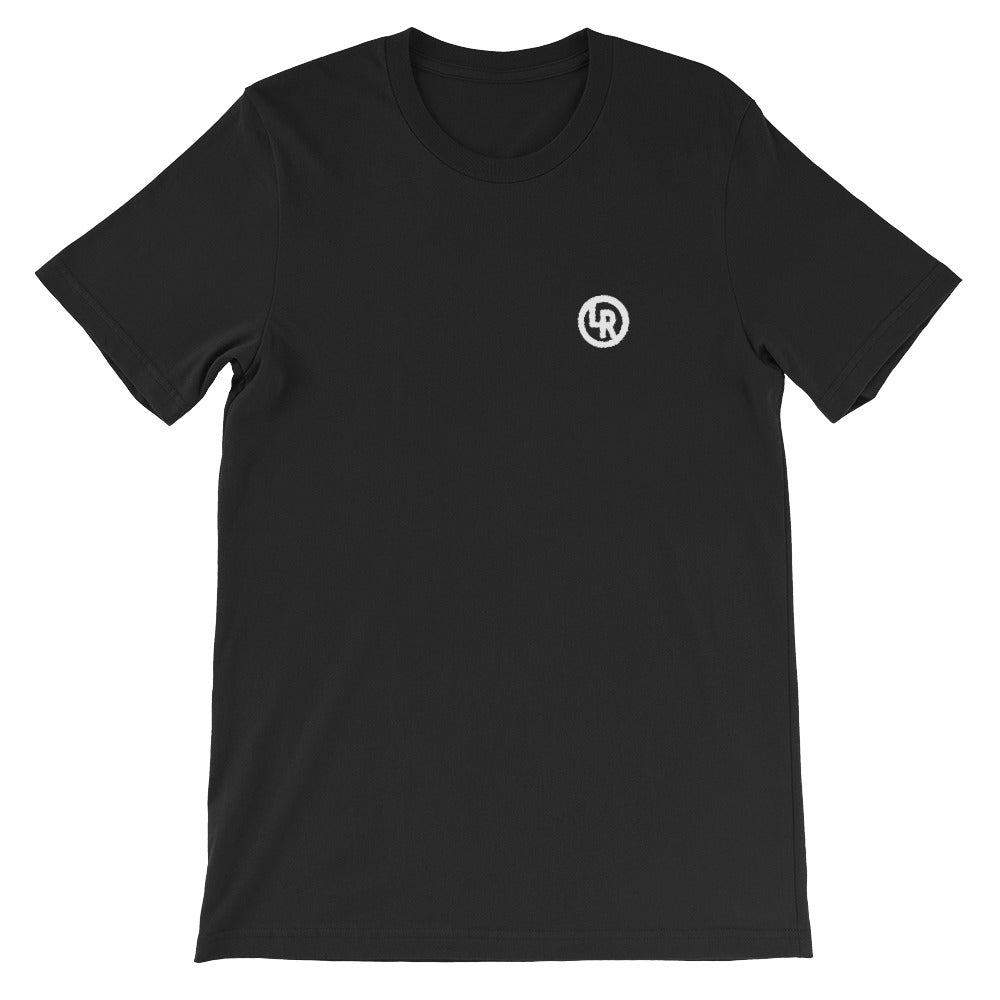 LR tag Short-Sleeve Unisex T-Shirt