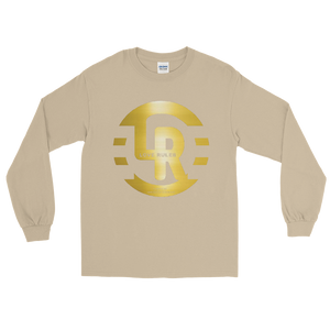 SOLID GOLD Men's Long Sleeve Shirt