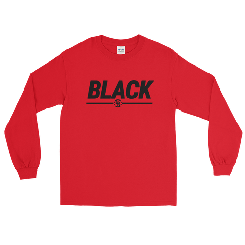 The Black Long Sleeve Shirt