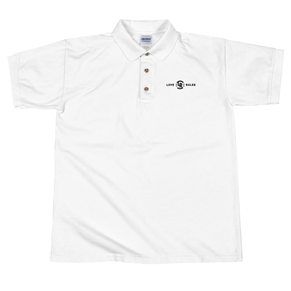 Easy Embroidered Polo Shirt