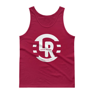 LOVE RULES TANK TOPS