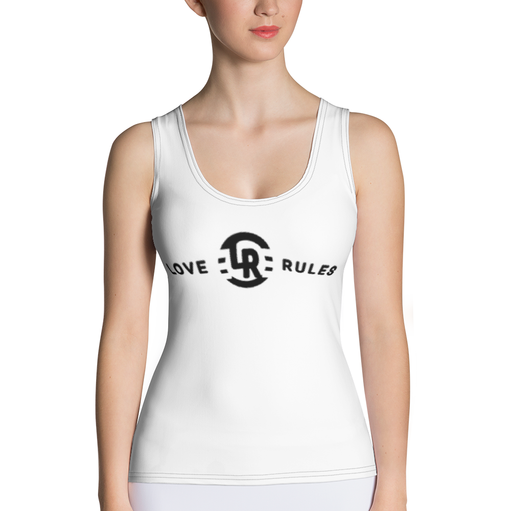 Rocka Sublimation Cut & Sew Tank Top