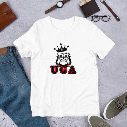 Bulldogs Short-Sleeve Unisex T-Shirt
