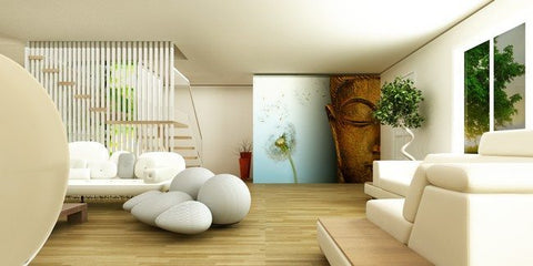 Feng Shui Colour selection for different rooms