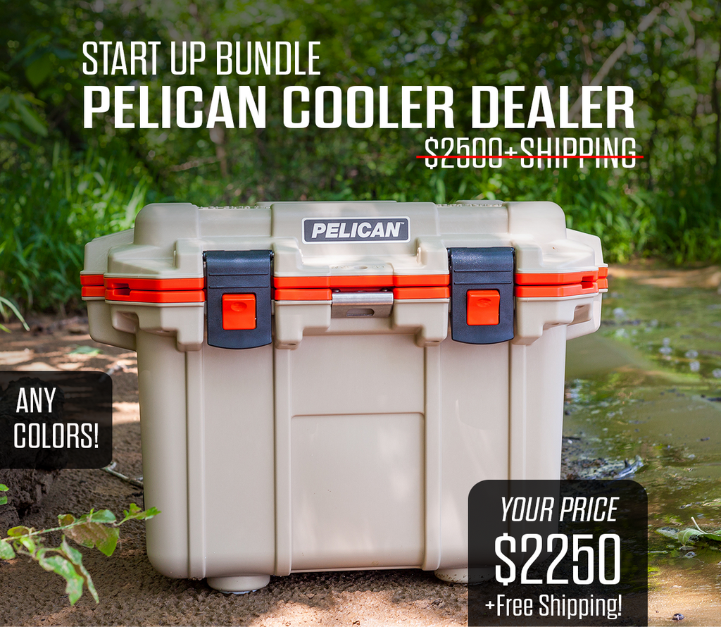 Pelican Dealer Start up Bundle