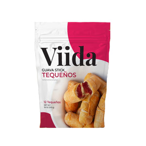 Guava Tequeños (Cheese Sticks with Guava)