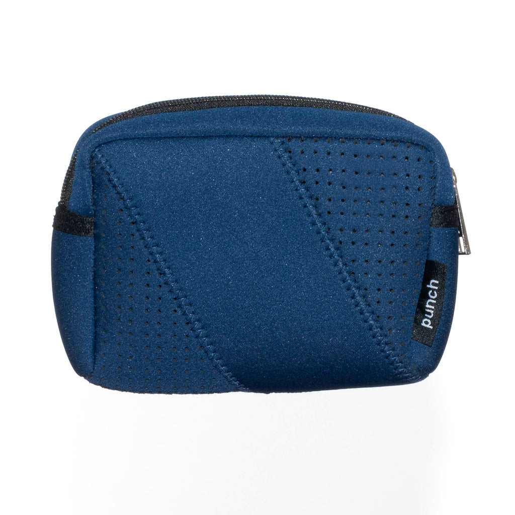PUNCH Cosmetic Bag Navy