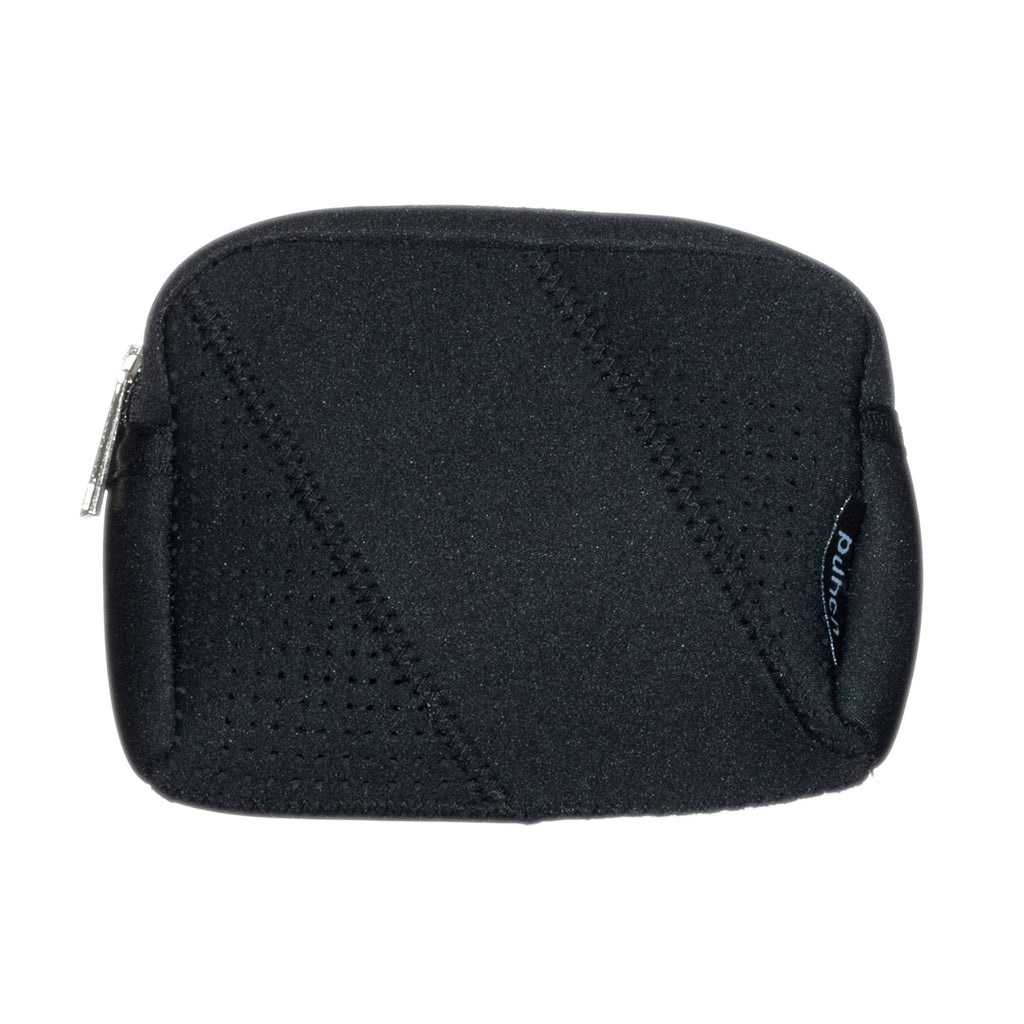 PUNCH Small Cosmetic Bag Black