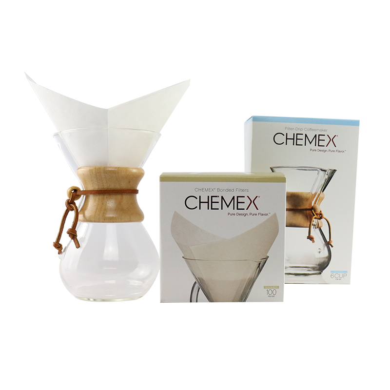 Chemex Decanter and Filters