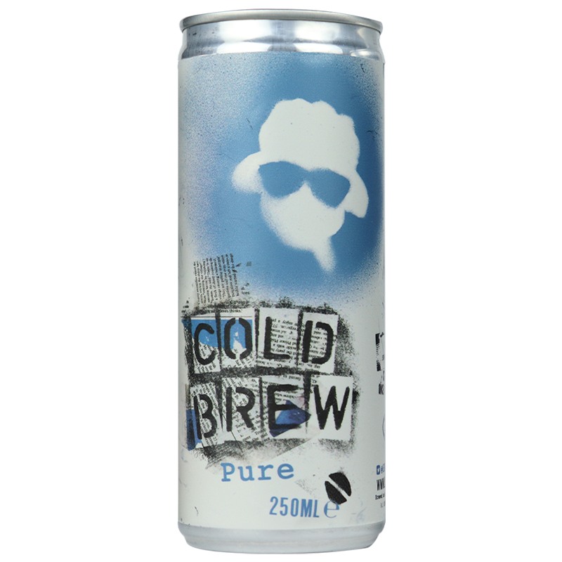 Cold Brew Pure - Pack of 12