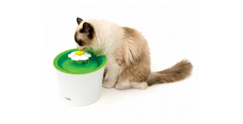christmas gift guide catit cat accessory flower fountain