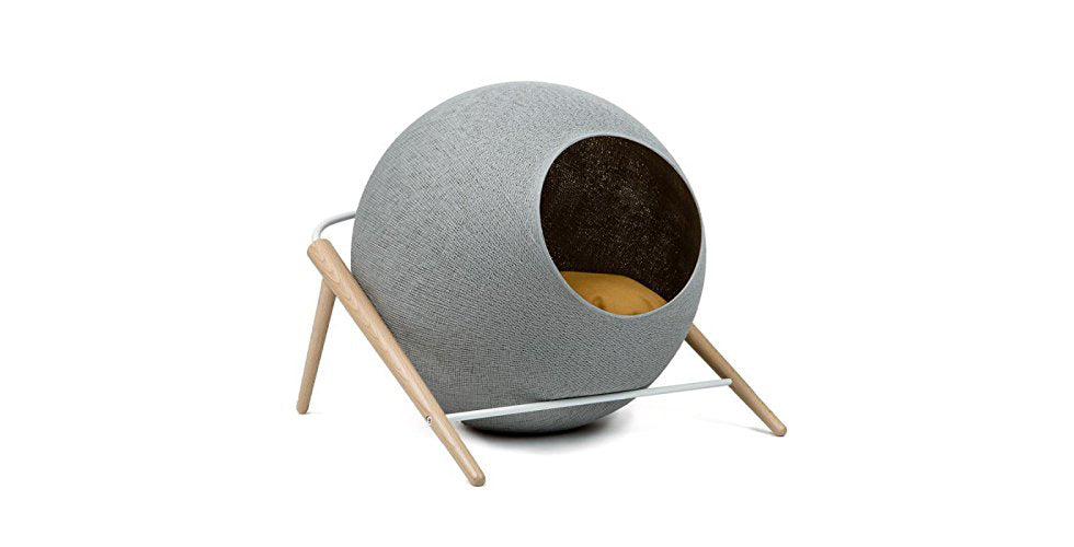 christmas gift guide meyou cat ball bed