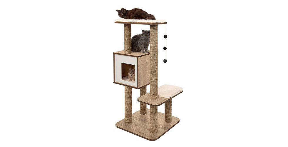 christmas gift guide vesper play tower cat tree