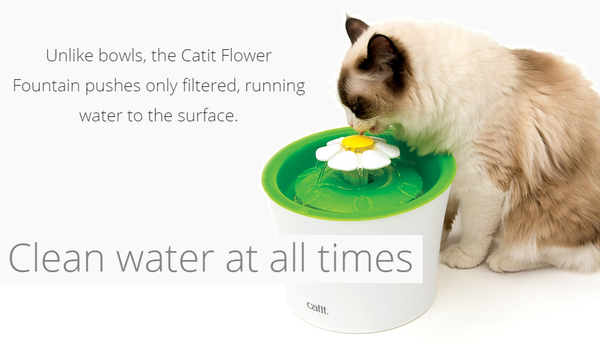 Catit Flower Drinking Fountain