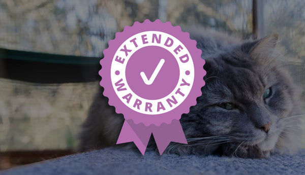 extended warranty available for cat enclosures