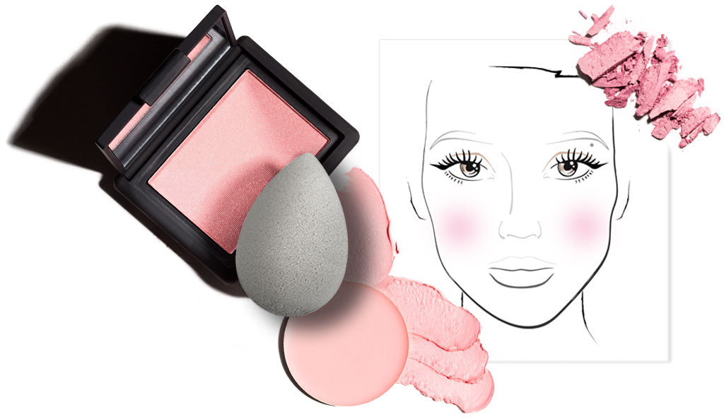 beautyblender blusher pro, makeup beauty blender