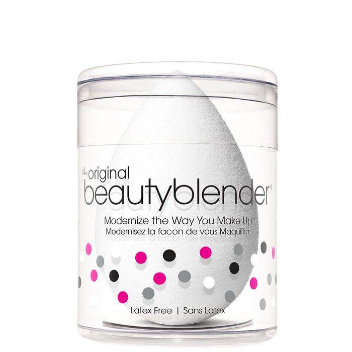 beauty blender, original, colorless, white, colourless, beauty, make up, wet, squeeze, bounce, moisturizer, sunscreen, primer, makeup blender