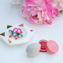 beauty blender, original, gray, grey, blusher, make up, wet, squeeze, bounce, foundation, cream, beauty blender price 3