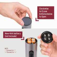 Electric Wine Opener Set